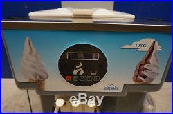 CARPIGIANI ICE CREAM SOFT SERVE FREEZER COUNTER TOP 3 HEAD AIR-COOLED