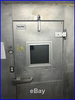 COMMERCIAL KITCHEN FREEZERS (walk-in, reach-in & chest)