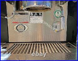 COMMERCIAL RESTAURANT NUOVA SIMONELLI Mac 2000 V ESPRESSO MACHINE