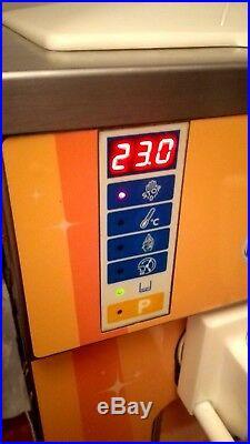 Carpigiani 163 bar Ice Cream machine 3 bar 2 flavour softserve