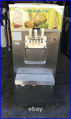 Carpigiani 253p Soft Serve Frozen Yogurt Ice Cream Machine FULLY WORKING 3Ph H2O