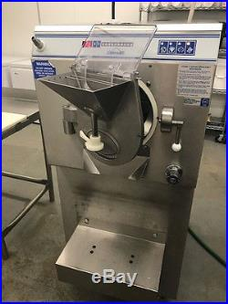 Carpigiani Batch Freezer Gelato Ice Cream Italian Ice LB 502 Works Good + parts
