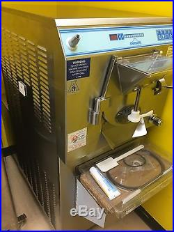Carpigiani Batch Freezer Gelato Ice Cream Italian Ice Water Cooled LB 502