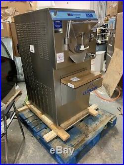 Carpigiani Batch Freezer Gelato Ice Cream Italian Ice Water Cooled LB 502 G