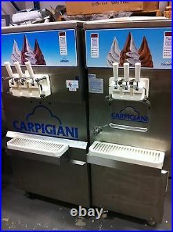 Carpigiani Coldelite Softserve Gelato Ice Cream Custard Frozen Yogurt Uf-253 P