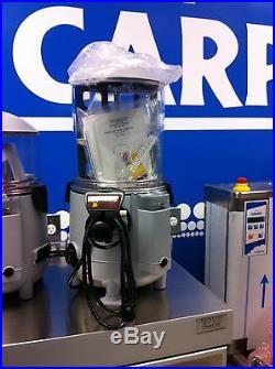 Carpigiani Hot Chocolate machine Gelato Ice Cream Coffee Hot Topping 10 Liters