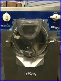 Carpigiani LAB 100 Batch Freezer Gelato Italian Ice Sorbets Ice Cream Machine