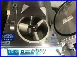 Carpigiani LB202 Batch Freezer Gelato Ice Cream Italian Ice air Cooled 3 phase