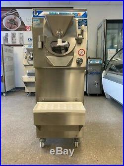 Carpigiani LB302 G-RTX Batch Freezer Gelato Ice Cream Water Cooled 3 Phase