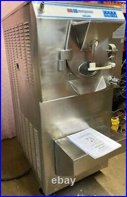 Carpigiani LB502G 20 qt Batch Freezer 230Volt 3 Phase Water Cooled