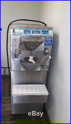 Carpigiani LB 202 RTX Batch Freezer Gelato Ice Cream Sorbet Machine