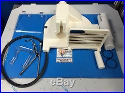 Carpigiani Parts Batch Freezer LB302 LB502 LB1002 Dispensing Door
