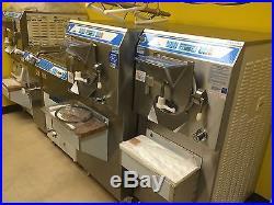Carpigiani Pasteurizer Gelato Ice Cream Batch Freezer