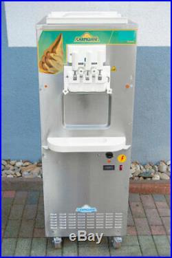 Carpigiani Profi Softeismaschine TRE B 404 P 2 Sorten + Mix Gastro Eismaschine