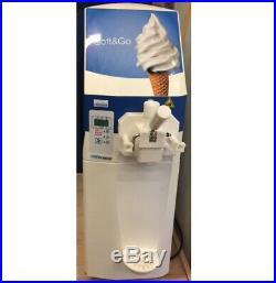 Carpigiani Soft&Go Ice Cream machine softserve Soft n go