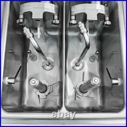 Carpigiani Softeismaschine AES 403 PSP 2 Eissorten + Mix Gastro Eismaschine