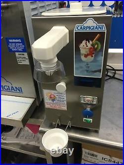 Carpigiani Whipped Cream Machine Model KW-50 Gelat Ice Cream Bakery Cafe