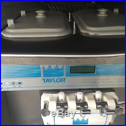 Clean Taylor Soft Serve 3 Flavor Ice Cream Machine H84-27