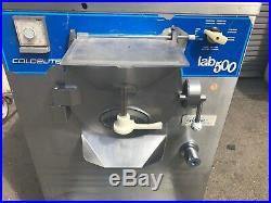 Coldelite Lab 500 Batch Freezer Gelato Italian Ice Sorbets Ice Cream Machine