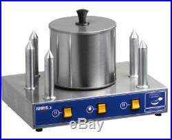 Commercial Apparatus Machine Maker for cooking Hot Dogs KIY-V APH-Sh 220V