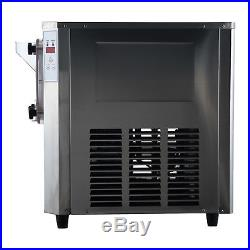 Commercial Frozen Hard Ice Cream Machine Maker 15-22L/H Stainless Steel