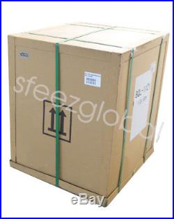 Commercial Frozen Hard Ice Cream Maker Table Top Freezer Machine 110V 1 Flavor