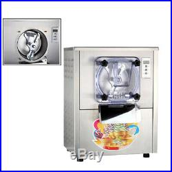 Commercial Hard Ice Cream Machine 20L/h Stainless Steel Ice Cream Maker DHL