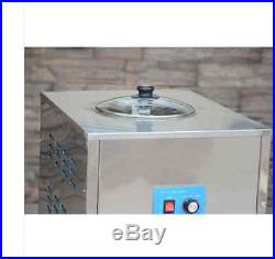 Commercial Stainless Steel Ice Cream Machine Hard Ice Cream Making 220V uk
