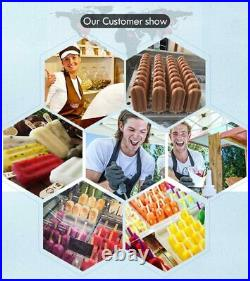 Commercial single mold set popsicle machine, ice pop machine, ice lolly machine