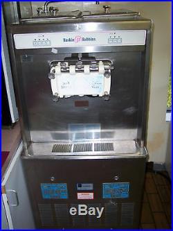 Complete Baskin-Robbins Ice Cream Store Equipment Package