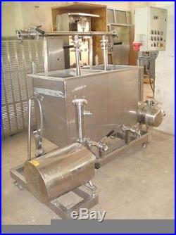 Complete Ice Cream Manufacturing Plant