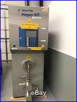 Continuous Ice Cream Freezer tetra hoyer kf1000