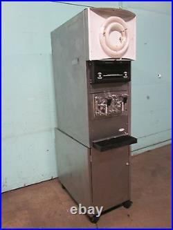 Corneliush. D. 2 Flavors Air Cooled Carbonated Frozen Beverage/slushy Machine