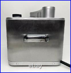 Cuisinart ICE-50BC Supreme Ice Cream Maker Machine Commercial Stainless Steel