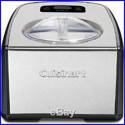 Cuisinart Ice Cream Gelato Maker Machine 1.5 Qt. Fully Automatic Operation