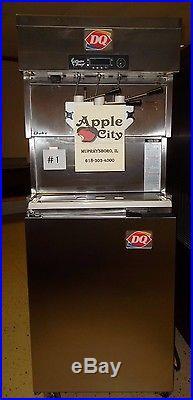 Dairy Queen Duke Electro Freeze 3 Spout Ice Cream Machine
