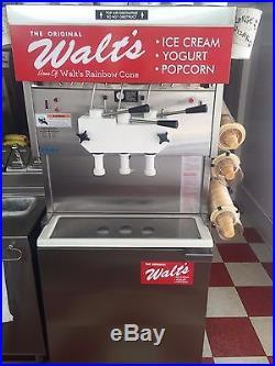 Dairy Queen/ Duke- Electro Freeze 957 twist pump ice cream machine
