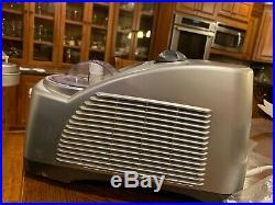 DeLonghi GM-6000 Automatic Gelato Machine Ice Cream Maker GM6000