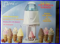Deni Soft Serve Ice Cream Machine