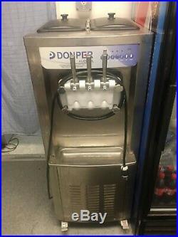 Donper BH7480 Soft Serve Ice Cream Frozen Yogurt Machines 7 available