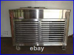 Duke Ice Cream Freezer With Foldable Clear LID