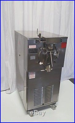 ELECTRO FREEZE 24 quart ICE CREAM Batch Freezer Gelato Sorbet Machine MODEL FT-1