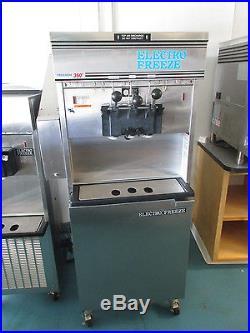 Electro Freeze 30t-rmt 2 Flavor Twist Pressurized Soft Serve Ice Cream Freezer