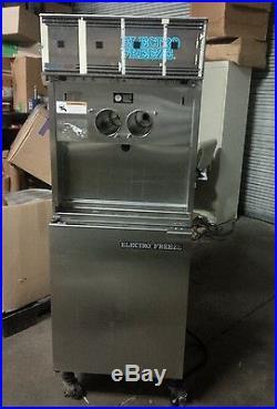 ELECTRO FREEZE 99T-RMT-232 Ice Cream Yogurt Machine 3 Ph Aug 2011 Air cooled