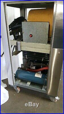 ELECTRO FREEZE FT1 ICE CREAM GELATO Machine 20 quarts BATCH FREEZER