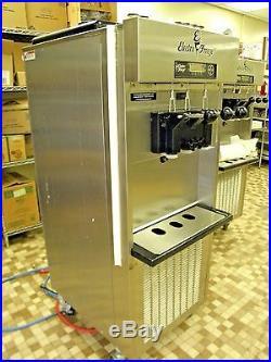 Electro Freeze Slx400e Water Cooled Soft Serve Ice Cream Yogurt Custard Machine