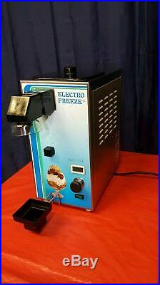 ELECTRO FREEZE WC3 Commercial Whipped Cream Machine made by CARPIGIANI KW50