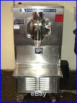 EMERY THOMPSON 24 Qt Ice Cream Gelato Sorbet Batch Freezer RESTAURANT EQUIPMENT