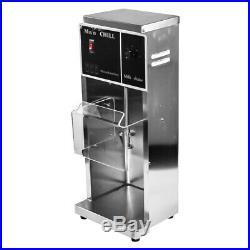 Electric Auto Blizzard Ice Cream Machine Maker Shaker Blender Mixer 110V Top US