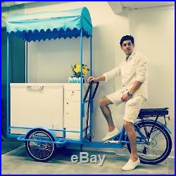 Electric Ice-Cream Bike/Beverage Bike-Self-PoweredONE LEFT FOR THIS PRICE